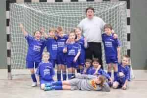 Turnier der F-Jugend am Kammerweg