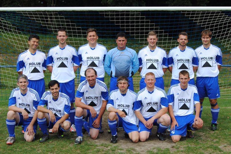 2.Mannschaft 2013-14